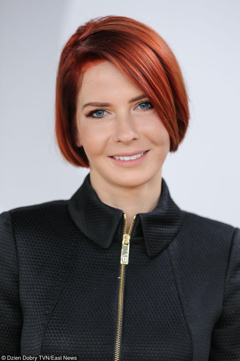 Edyta Pazura /Kamil Piklikiewicz /East News