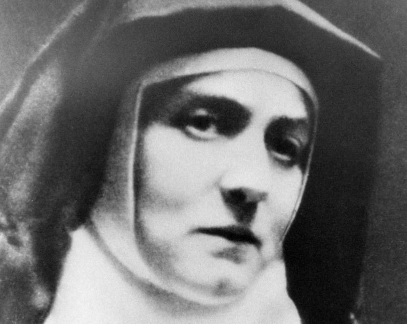 Edyta Stein znana też jako św. Teresa Benedykta od Krzyża /East News