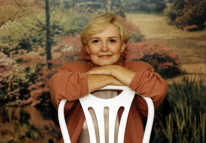Edyta Wojtczak w 1993 roku /Zenon Zyburtowicz/Fotonova /East News