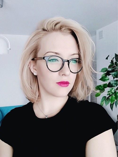 Edyta Zając - psycholog, trener, autorka bloga i poradników psychologicznych /archiwum prywatne