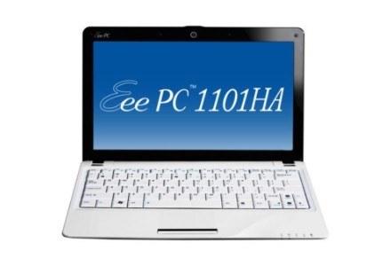 """EeePC 1101HA - kolejny Eee PC. Tym razem """"muszelkowy"""" /materiały prasowe"""