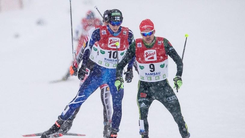 Eero Hirvonen (L) i Fabian Riessle /Getty Images