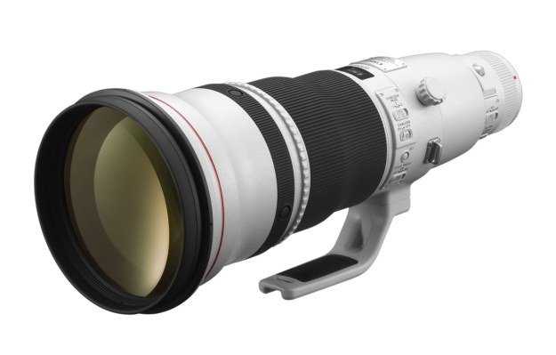 EF 600mm F/4L IS II USM /materiały prasowe