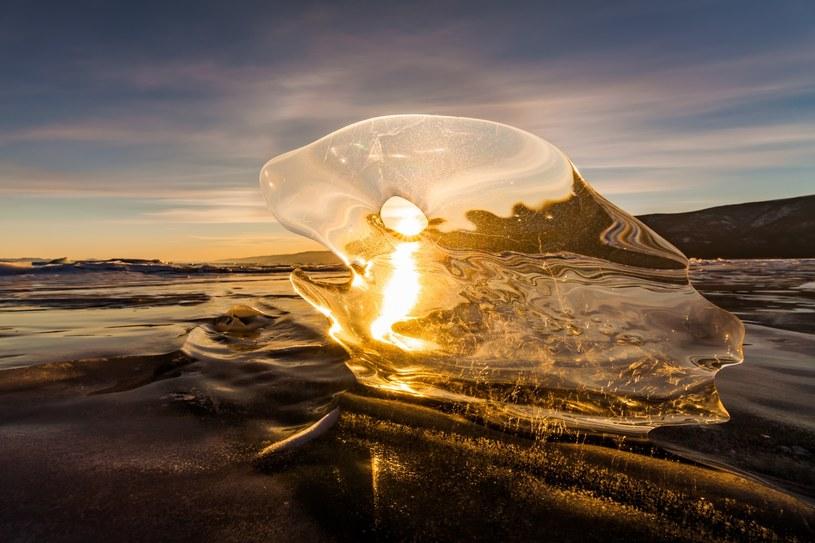 """""""Efekt cieplarniany dzieje się na naszych oczach"""" - komentują meteorolodzy /Anton Petrus/Solent News & Photo Agency /East News"""