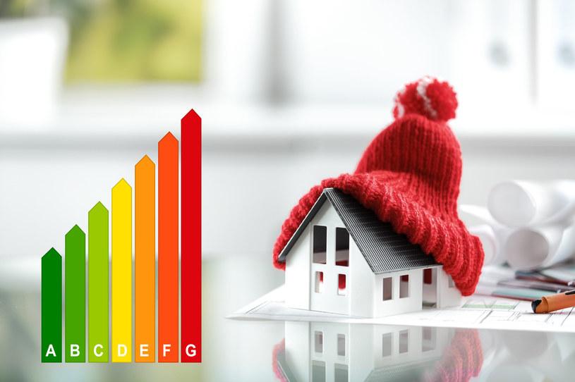 Efektywne energetycznie domy to takie, w których są niskie straty ciepła /123RF/PICSEL