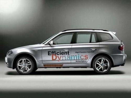 EfficientDynamics (BMW) /BMW
