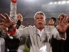 Egipski trener zawstydził piłkarzy futbolowym trikiem