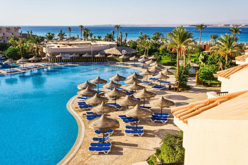 Egipskie kurorty wygrywają ceną - to jeden z najtańszych kierunków na tegoroczne wakacje. /123RF/PICSEL
