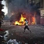 Egipt bezradny, Zachód bezczynny