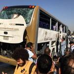 Egipt: Kilkanaście osób poszkodowanych w ataku na autokar z turystami