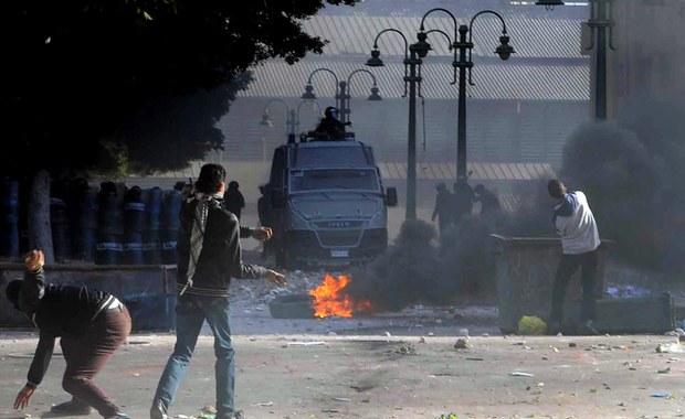 Egipt: Ofiary śmiertelne w rocznicę historycznych protestów