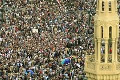 Egipt: Tłumy protestujących na Placu Tahrir