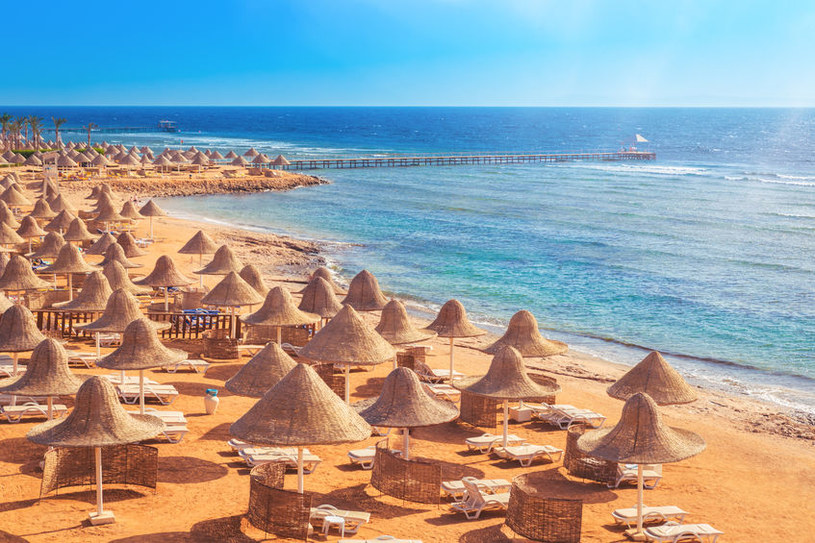 Egipt zaprasza na wakacje. Będzie bezpiecznie? /123RF/PICSEL