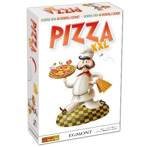 Egmont, Pizza XXL, gra rodzinna /materiały prasowe