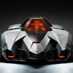 Egoista - futurystyczny bolid Lamborghini
