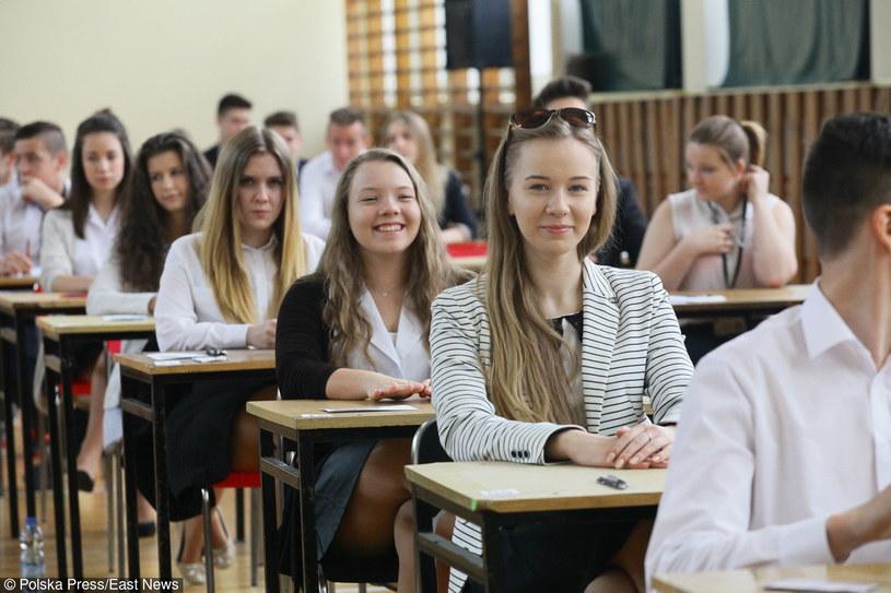 Egzamin gimnazjalny 2016 w Łodzi, zdj. ilustracyjne /DZIENNIK LODZKI /East News