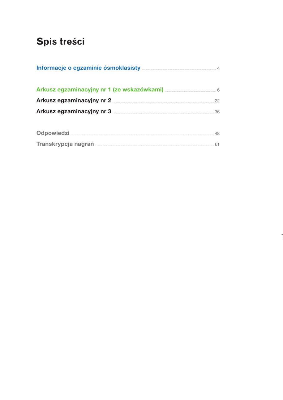 Egzamin ósmoklasisty 2020. Przykładowe zadania z języka angielskiego /