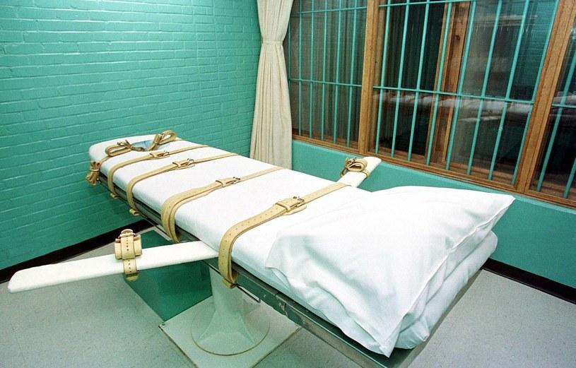 Egzekucja miała odbyć się w Teksasie /AFP