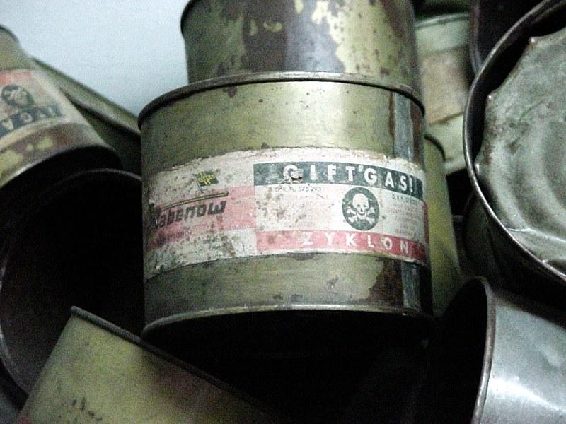 Egzekucja rodem a Auschwitz, Cyklon B znowu zostanie użyty /Michael Hanke /Wikimedia