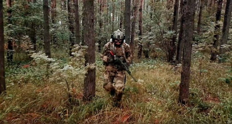 Egzoszkielet Rostec Passive Exoskeleton /materiały prasowe