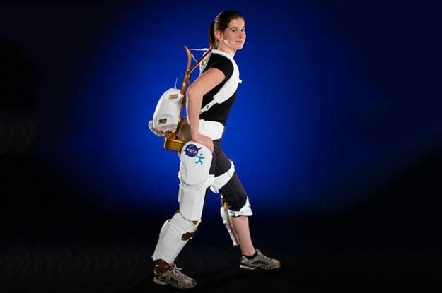 Egzoszkielet X1 i dla astronautów, i dla niepełnosprawnych /NASA