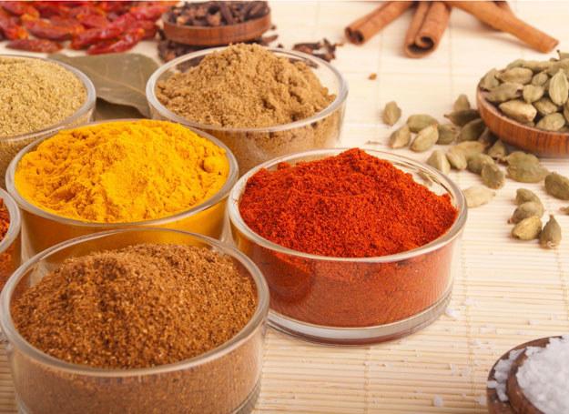 Egzotyczne przyprawy poprawią smak przyprawy /123RF/PICSEL