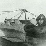Eindecker - kaiserowski bicz Fokkera