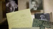 Einstein - naukowiec, marzyciel i kochanek - w sieci