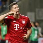 Eintracht - Bayern 0-5. Robert Lewandowski poturbowany, ale szczęśliwy