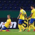 Eintracht Brunszwik - Hertha Berlin 5-4 w 1/32 Pucharu Niemiec. Hat-trick Kobylańskiego