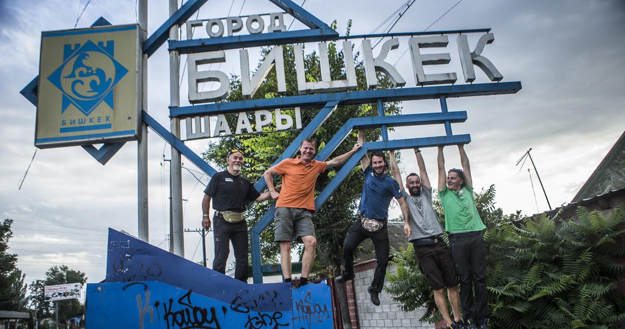 Ekipa Andrzeja Bargiela dotarła do Biszkeku!