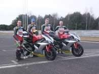 Ekipa Castrol Yamaha Team Endurance Poland /