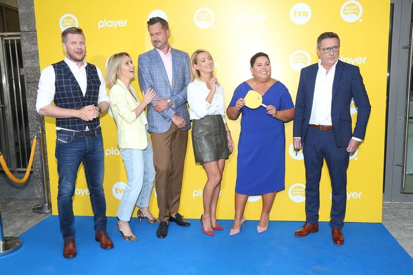 Ekipa DD TVN /Paweł Wrzecion /MWMedia