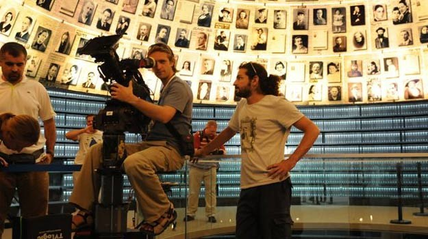 Ekipa filmu na planie - fot.Stanislaw Szymański /materiały dystrybutora