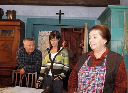 """Ekipa """"Plebanii"""" nauczyła się pracować w ciasnych pomieszczeniach, fot.A.Szilagyi /MWMedia"""