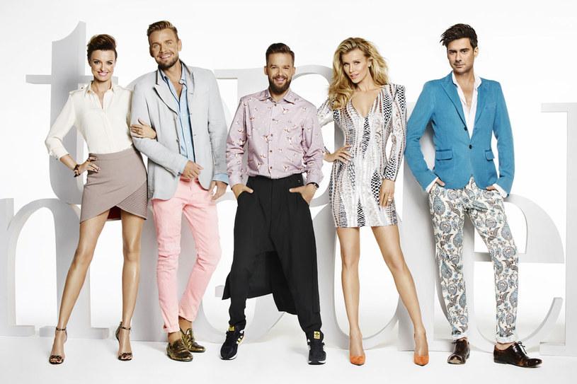 """Ekipa programu """"Top Model""""/x-news /Styl.pl/materiały prasowe"""
