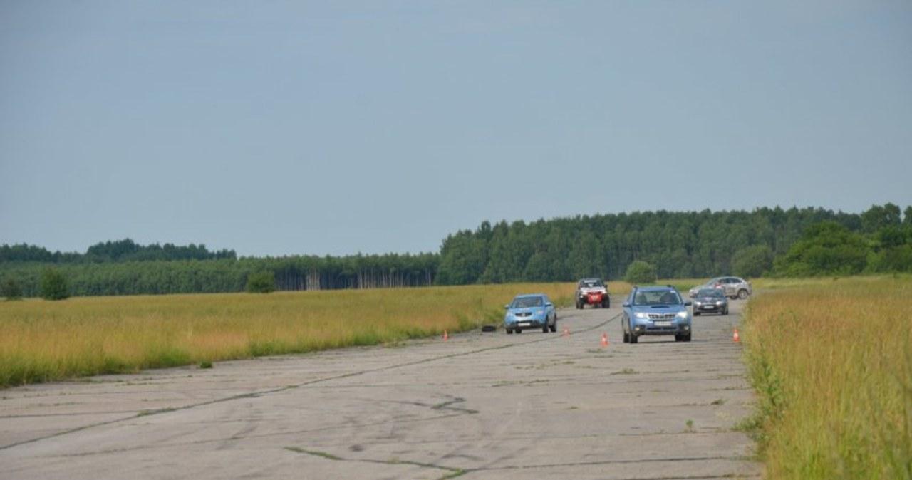 Ekipa RMF 4Racing Team w pierwszym dniu Rajdu Polski Kobiet