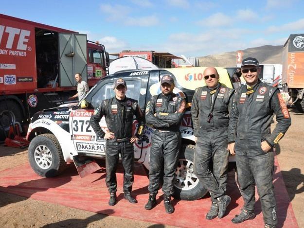 Ekipa  RMF Caroline Team /