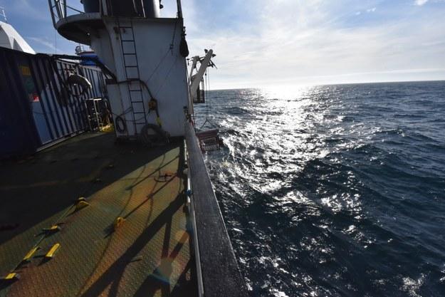 Ekipa Santi Odnaleźć Orła dołączyła do ekspedycji, która rozpoczęła się 18 marca i trwała 5 dni /SANTI - Odnaleźć Orła /Materiały prasowe