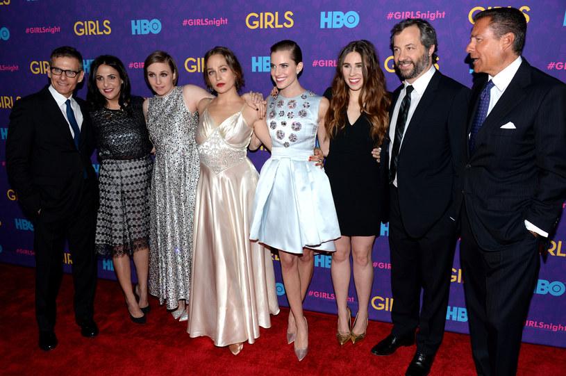 """Ekipa serialu """"Dziewczyny"""" /Getty Images"""