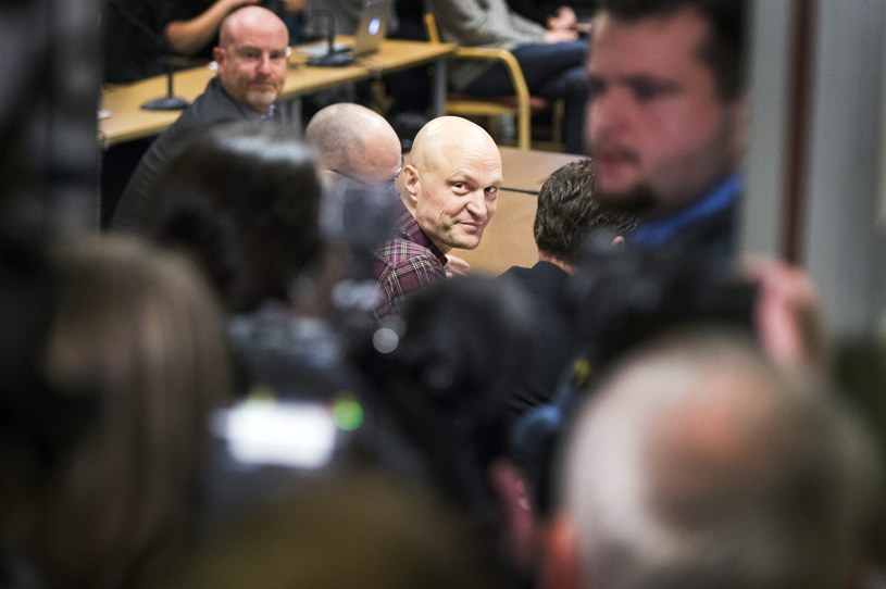 Ekipa SVT na sali sądowej /PAP/EPA