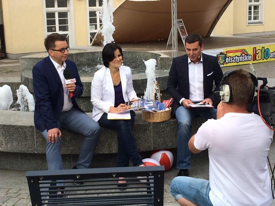 Ekipa Twojego Miasta poleca książki na urlop /Piotr Bułakowski /RMF FM