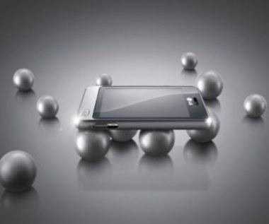 Ekologiczna komórka  z ekranem dotykowym - LG GD510