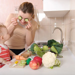 Ekologiczna żywność dla maluszka