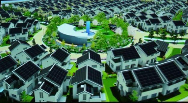 Ekologiczne miasto przyszłości ma zostać otwarte w 2014 roku /Gadżetomania.pl