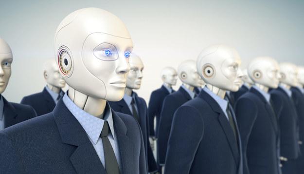 Ekonomiści dostrzegają ryzyko związane z robotyzacją gospodarki /123RF/PICSEL