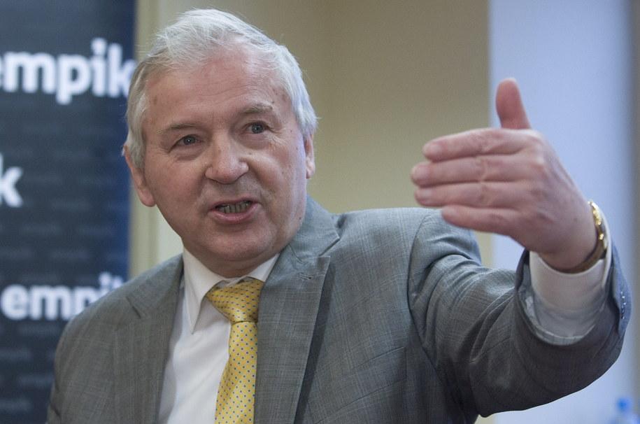 Ekonomista Business Centre Club prof. Stanisław Gomułka /Paweł Kula /PAP