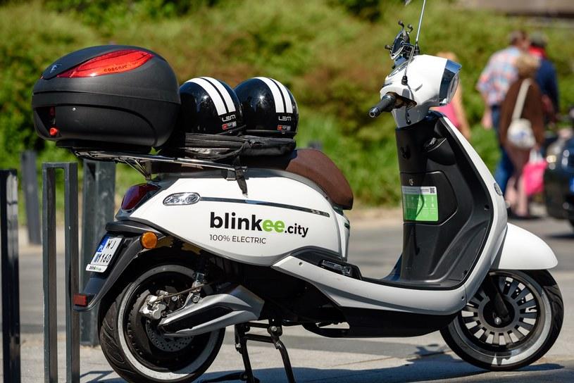 Ekoskutery Blinkee.city /materiały prasowe