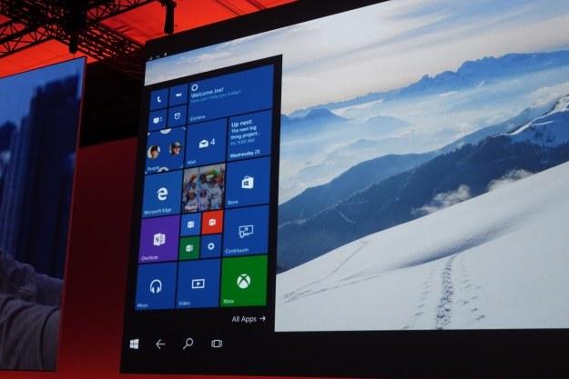Ekran główny smartfona w menu start /INTERIA.PL