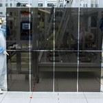 Ekran LCD odporny na brud
